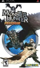 Игра для Sony PlayStation Capcom Monster Hunter Freedom (PSP)