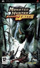Игра для Sony PlayStation Capcom Monster Hunter Freedom Unite (PSP)