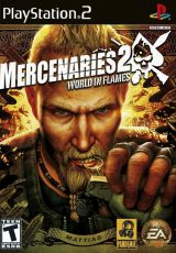 Игра для Sony PlayStation Electronic Arts Mercenaries 2: World in Flames (PS2)