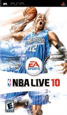 Игра для Sony PlayStation Electronic Arts NBA Live 10 (PSP)