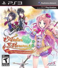 Игра для Sony PlayStation NIS America Inc. Atelier Meruru. The Apprentice of Arland (PS3)