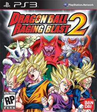Игра для Sony PlayStation Namco Bandai Dragon Ball Raging Blast 2 (PS3)