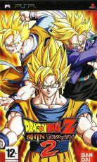 Игра для Sony PlayStation Namco Bandai Dragon ball Z Shin Budokai 2 (PSP)