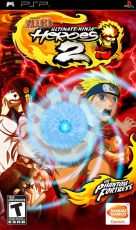 Игра для Sony PlayStation Namco Bandai Naruto: Ultimate Ninja Heroes 2: The Phantom Fortress (PSP)