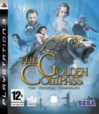 Игра для Sony PlayStation SEGA Golden Compass (PS3)