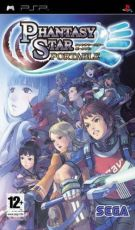 Игра для Sony PlayStation SEGA Phantasy Star Portable (PSP)