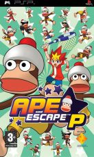 Игра для Sony PlayStation Sony Computer Entertainmet Ape Escape P (PSP)