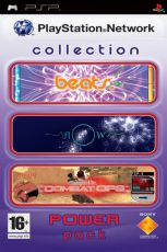 Игра для Sony PlayStation Sony Computer Entertainmet PlayStation Network Collection - Power Pack (PSP)